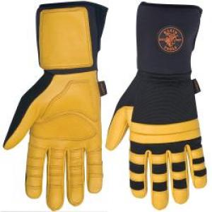 Klein Lineman Work Gloves - Size- X-Large