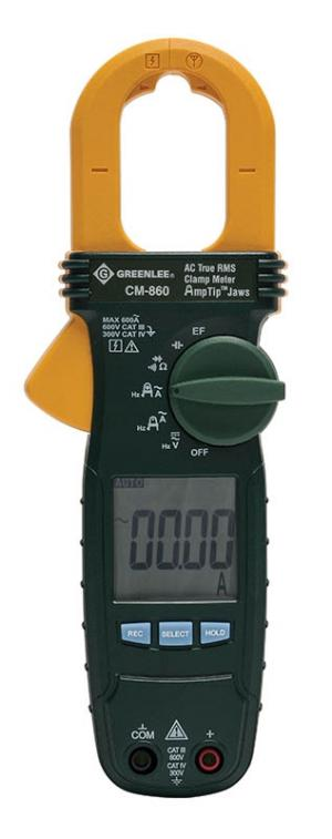 Greenlee Clamp Meter (Replaces CM-850)