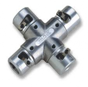 Ripley 4X4 Stripper w/ 1/0, 2/0, 4/0, 350 bushings (10-57560, 10-60060, 10-72560, 11-87560)