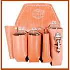 Bashlin Russett Leather Lineman's Holster