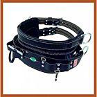 Bashlin Black Dri-lex 4 D-ring Line Belt
