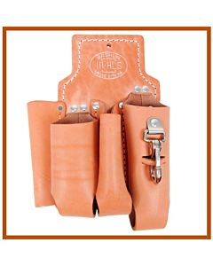 Bashlin 111HLS Russett Leather Lineman's Holster