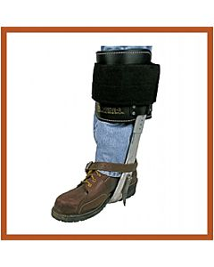 Bashlin Hook n' Loop Velcro Climber Pads w/Angled Insert for Aluminum Climbers