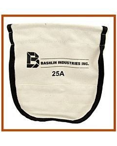 Bashlin Canvas Nut & Bolt Bag