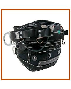 Bashlin EZ Rider Nylon Mesh Cushion Line Belt