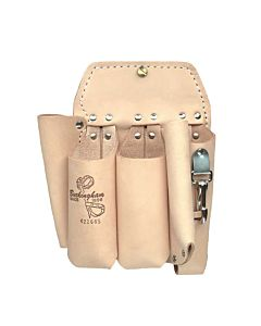 Buckingham Brown Double Back Holster