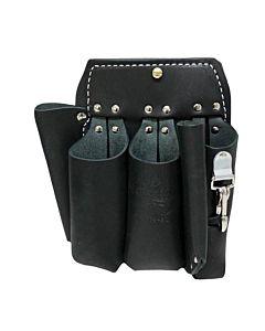Buckingham Black Short Back Holster