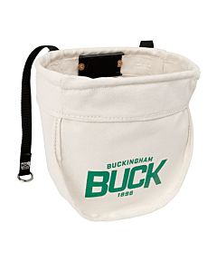 Buckingham Canvas Bolt Bag w/ Magnetic Strip