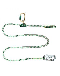 Buckingham 8' Buckadjuster Safety Lanyard