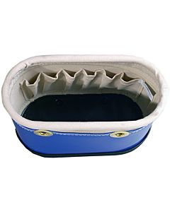 Estex Heavy Canvas Oval Bucket