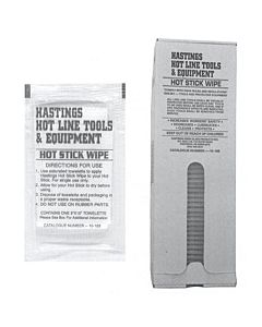 Hastings Silicone Hot Stick Wipes