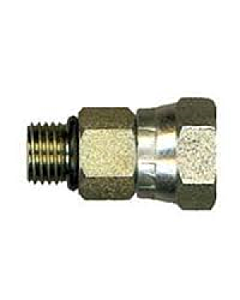 "Reliable 3/8"" Adapter, L/P Swivel"