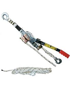 Maasdam 3/4-Ton Rope Puller w/50' Rope