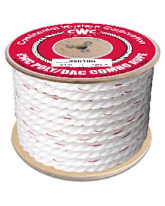 CWC 1/2\ x 600' 3 Strand PolyDAC Combo Rope