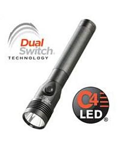 Streamlight Stinger DS LED HL w/ Dual Switch and 650 Lumens and Piggyback Charger w/ Extra Battery