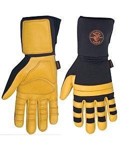 Klein Lineman Work Gloves Medium