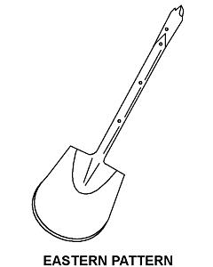 Peavey 8' Eastern Style Spoon